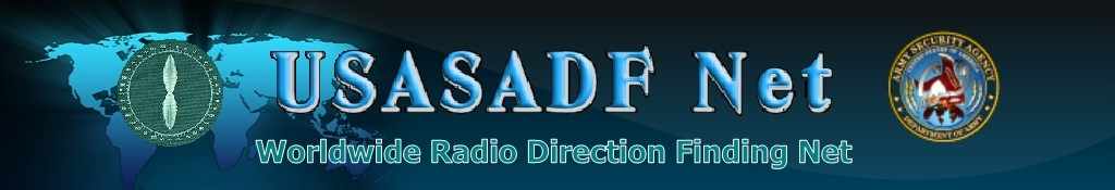 Page header logo image of the USASADF Net