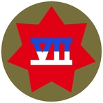 7th Corps US Army SSI